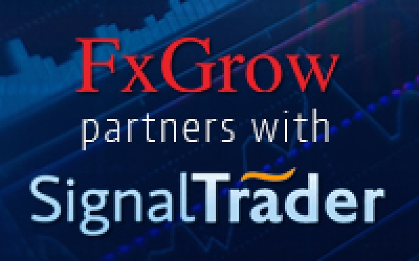 FxGrow partners with SignalTrader