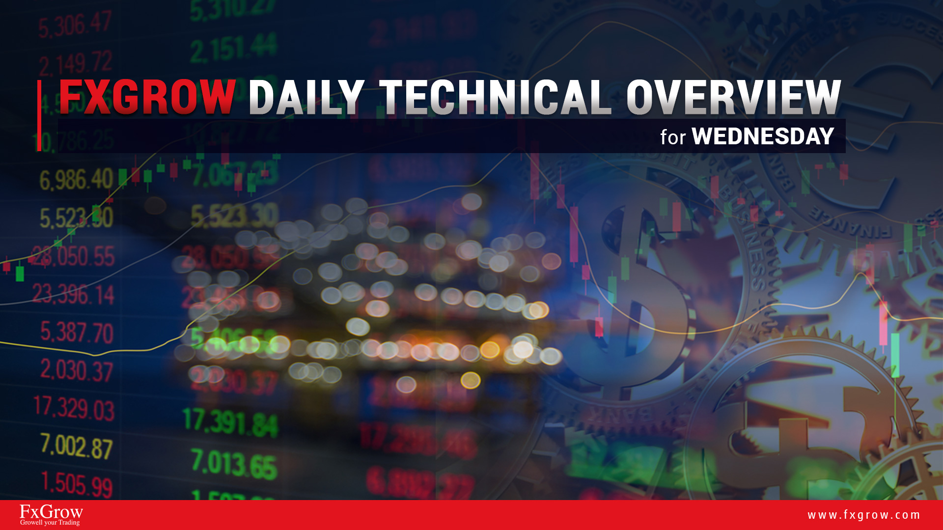 Forex Daily Technical Overview 22 Nov 2017