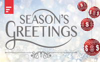 Season's Greetings from FxGrow