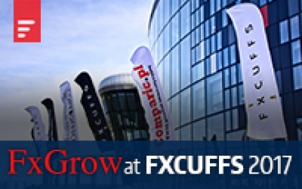 FXGROW ONCE AGAIN MEETING TRADERS AT THE FXCUFFS EXPO!