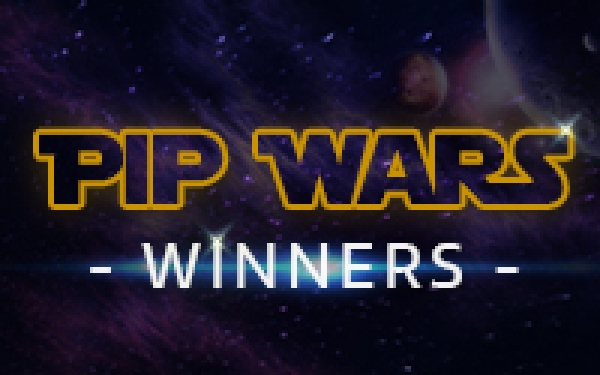 WINNERS OF THE PIP WARS CONTEST