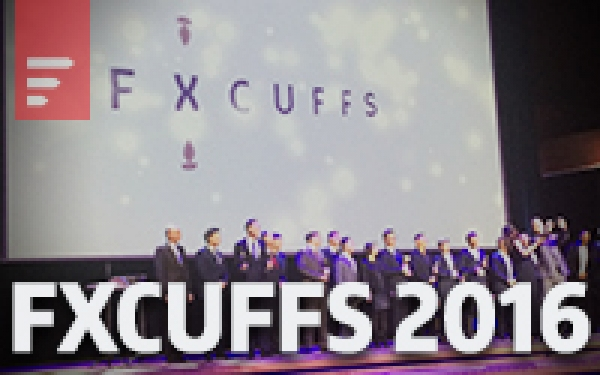 FXGROW AT THE FXCUFFS EXPO AND CONFERENCE IN POLAND